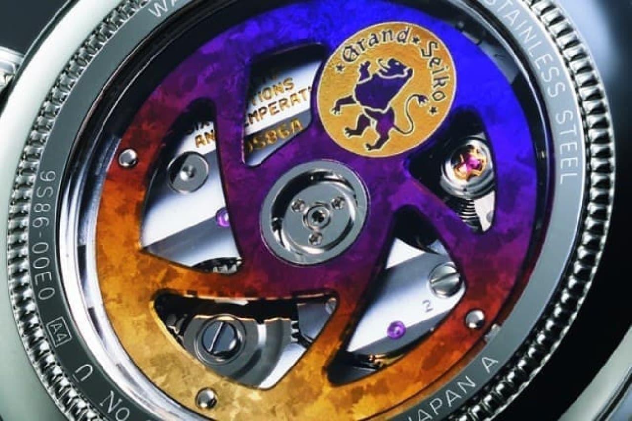セイコーの高級腕時計