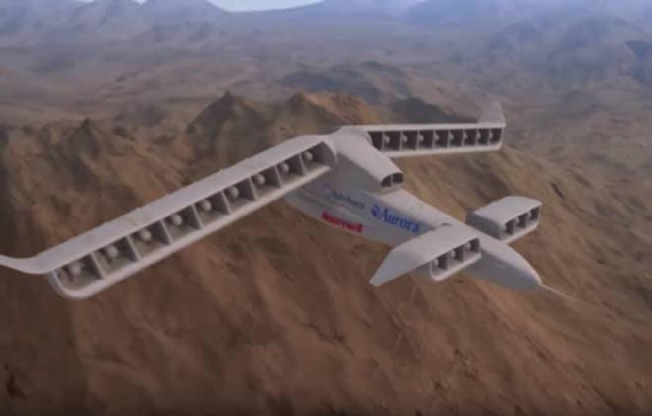 DARPAの「X-Plane」