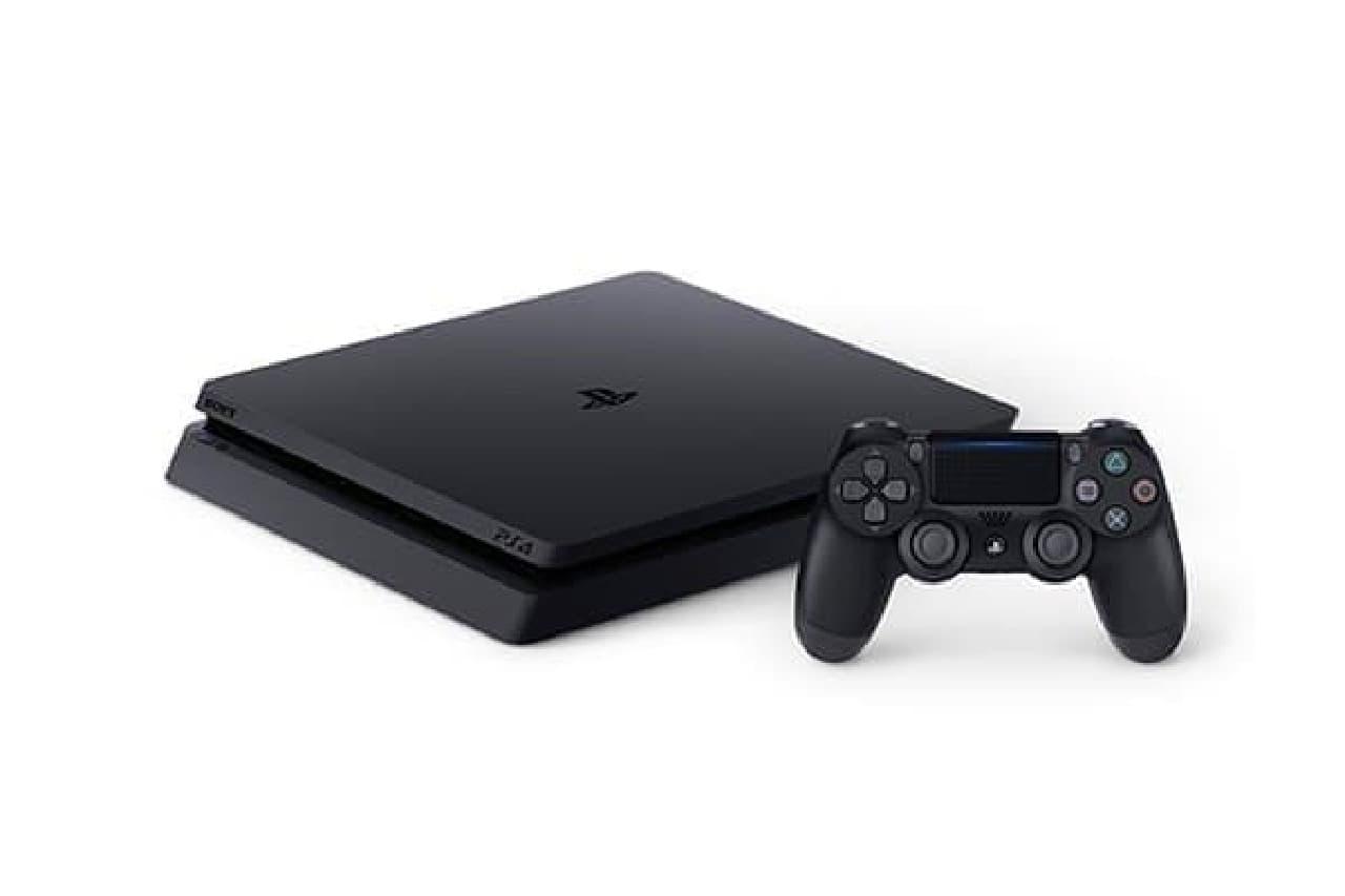 PlayStation 4の新モデル