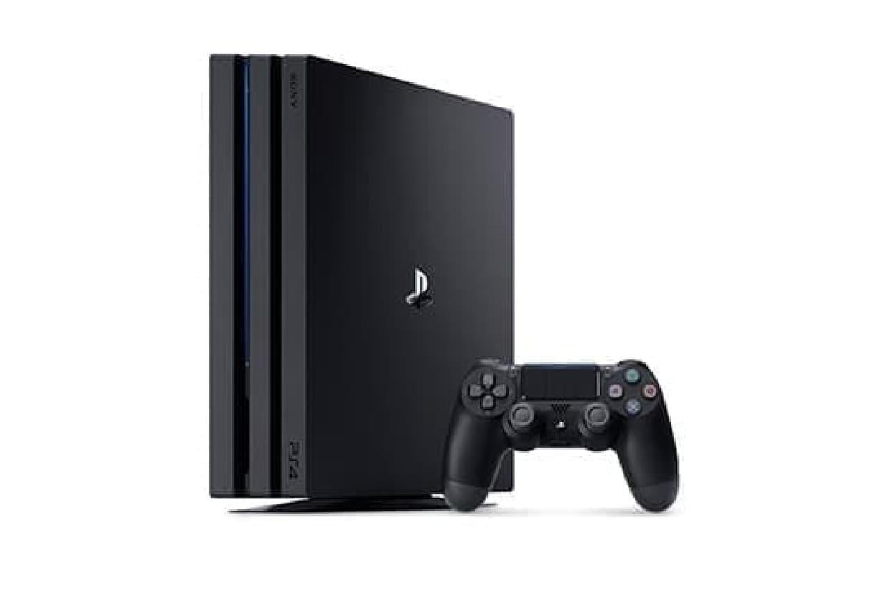 PlayStation 4 Proの製品画像