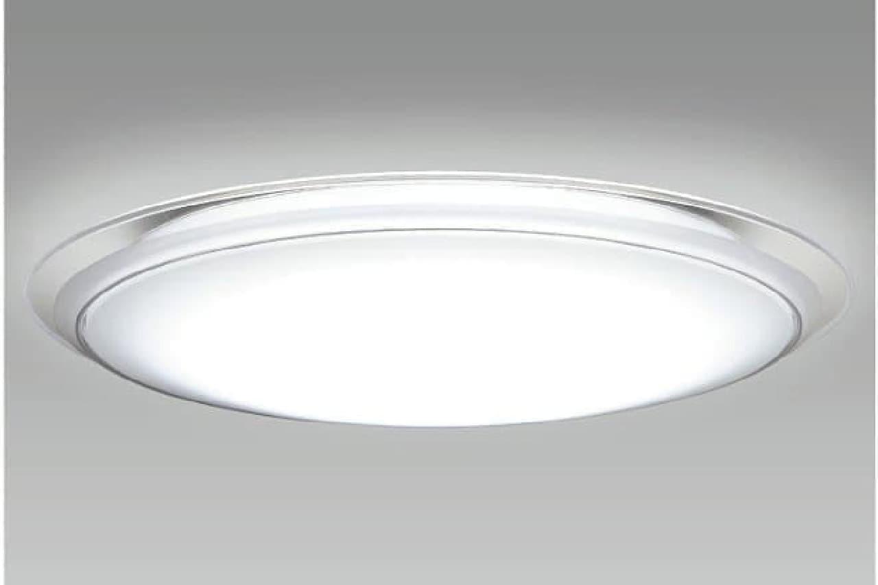 NECライティングの新型LEDシーリングライト