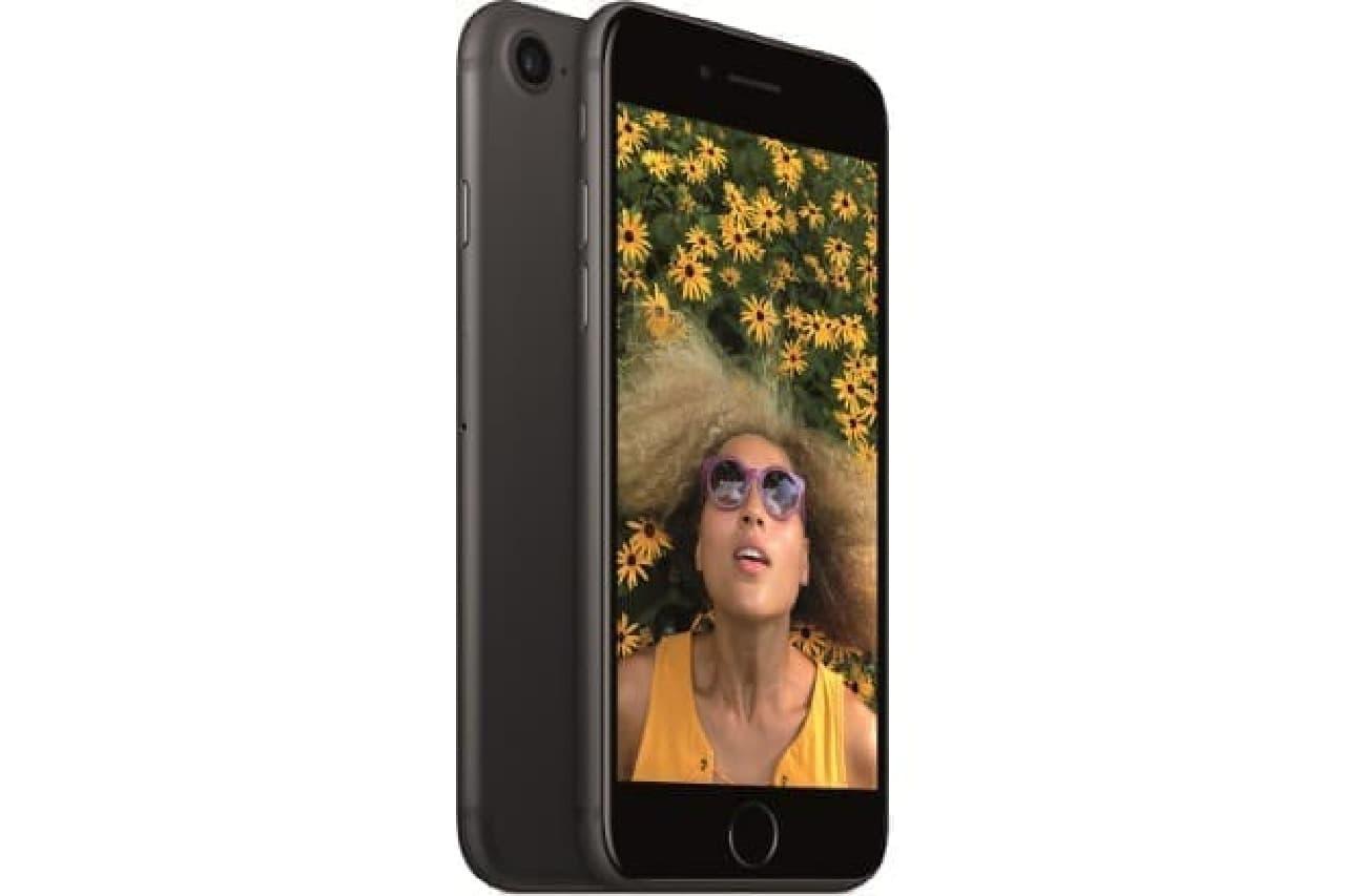 iPhone 7の製品写真