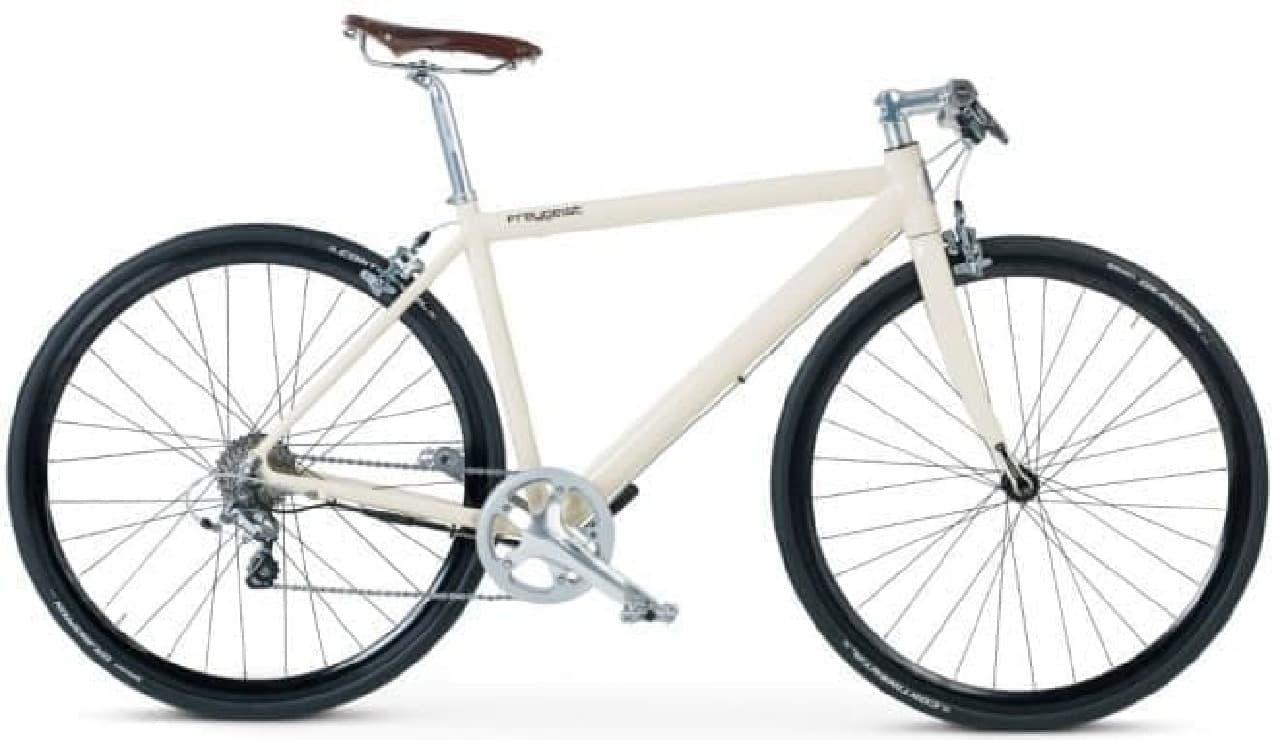 バッテリーを隠した電動アシスト自転車、FreygeistのClassic