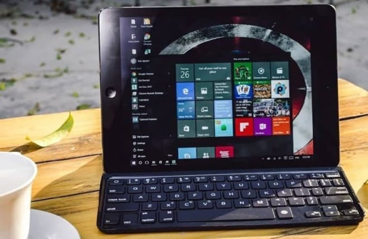 iPadをWindows 10ノートPCにする「Wi board」
