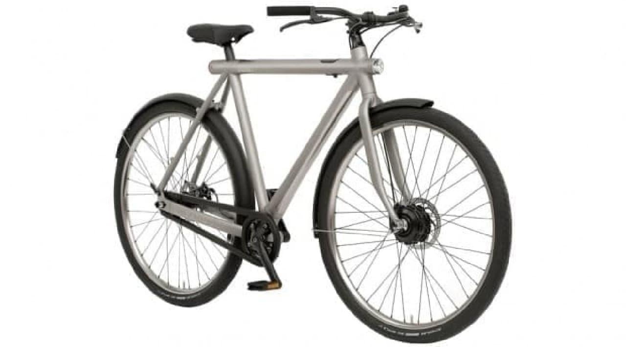 VanMoofの電動アシスト自転車
