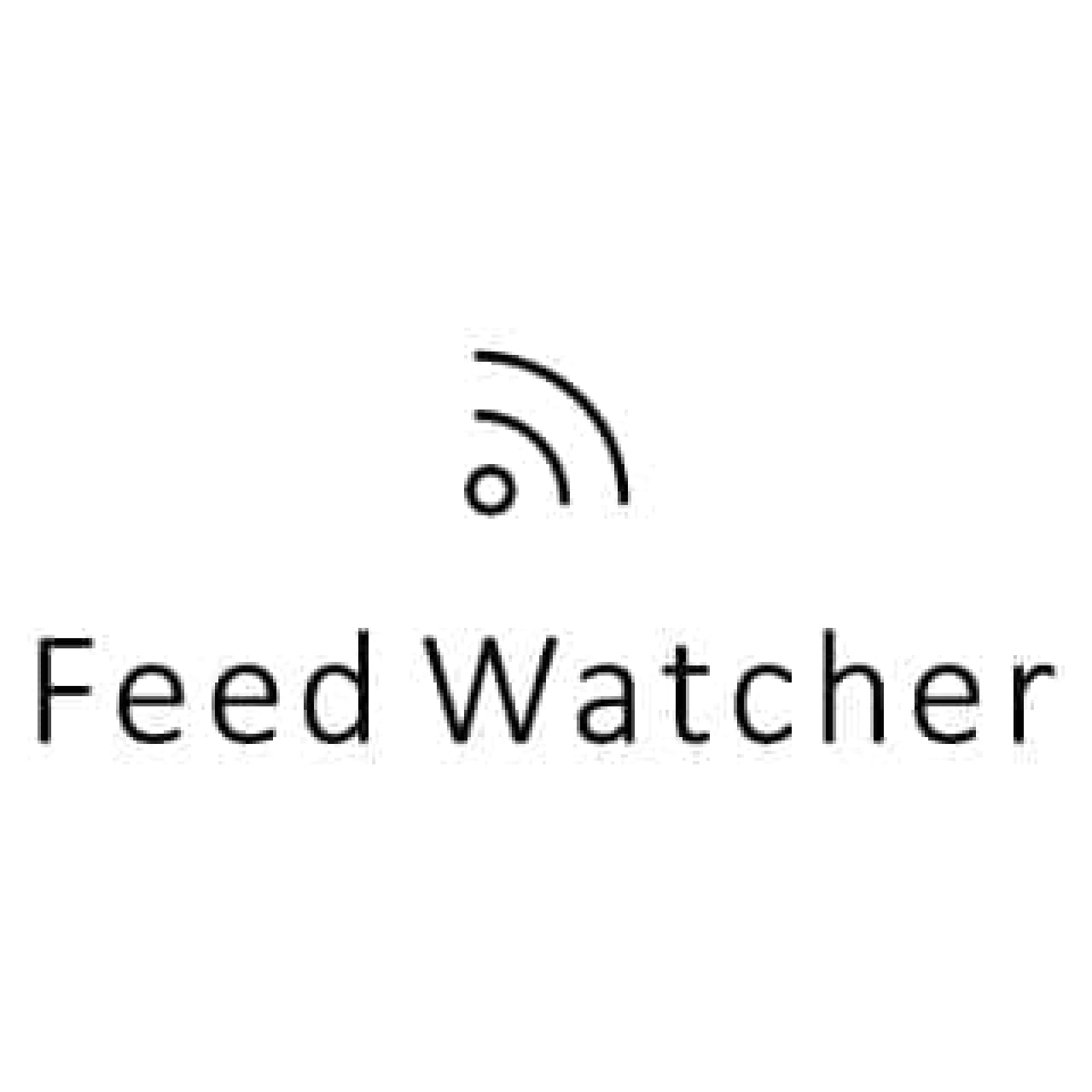 Feed Watcherのロゴ