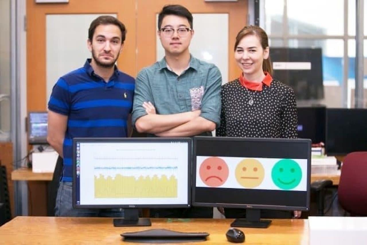 心拍数や呼吸の変化で人の感情を検知するMITの「EQ-Radio」
