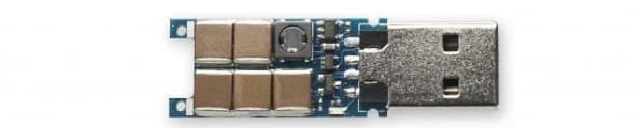 PCを破壊するUSBデバイス「USB Kill 2.0」