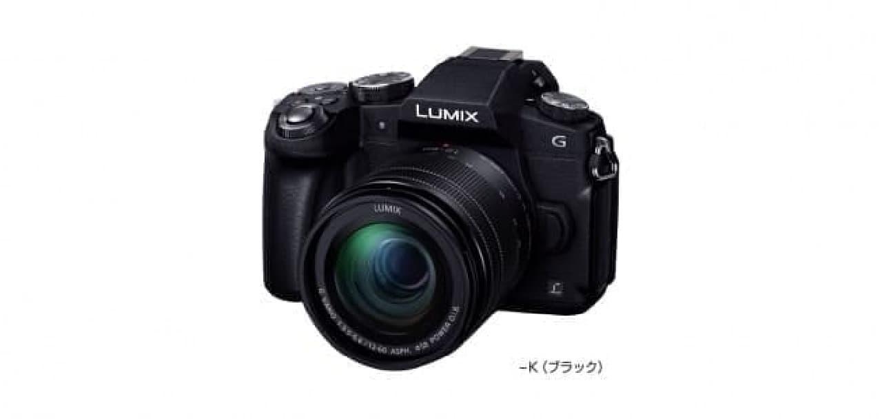 パナソニック「LUMIX DMC-G8M」