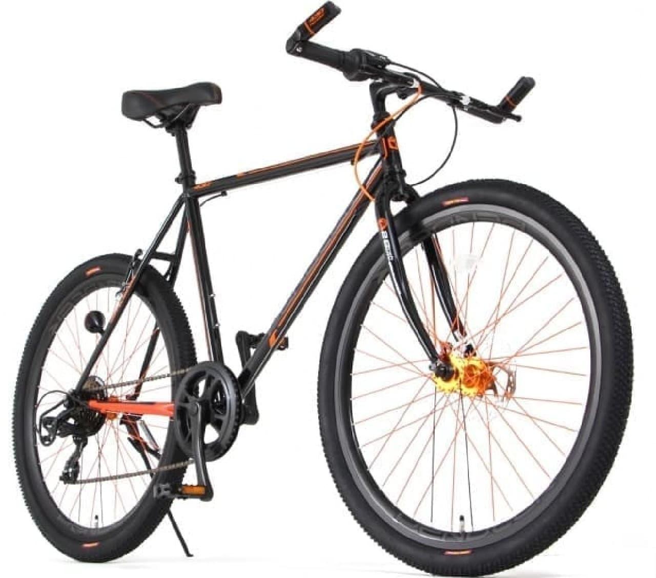 「DOPPELGANGER」の26インチクロスバイク「430 PENDLER」