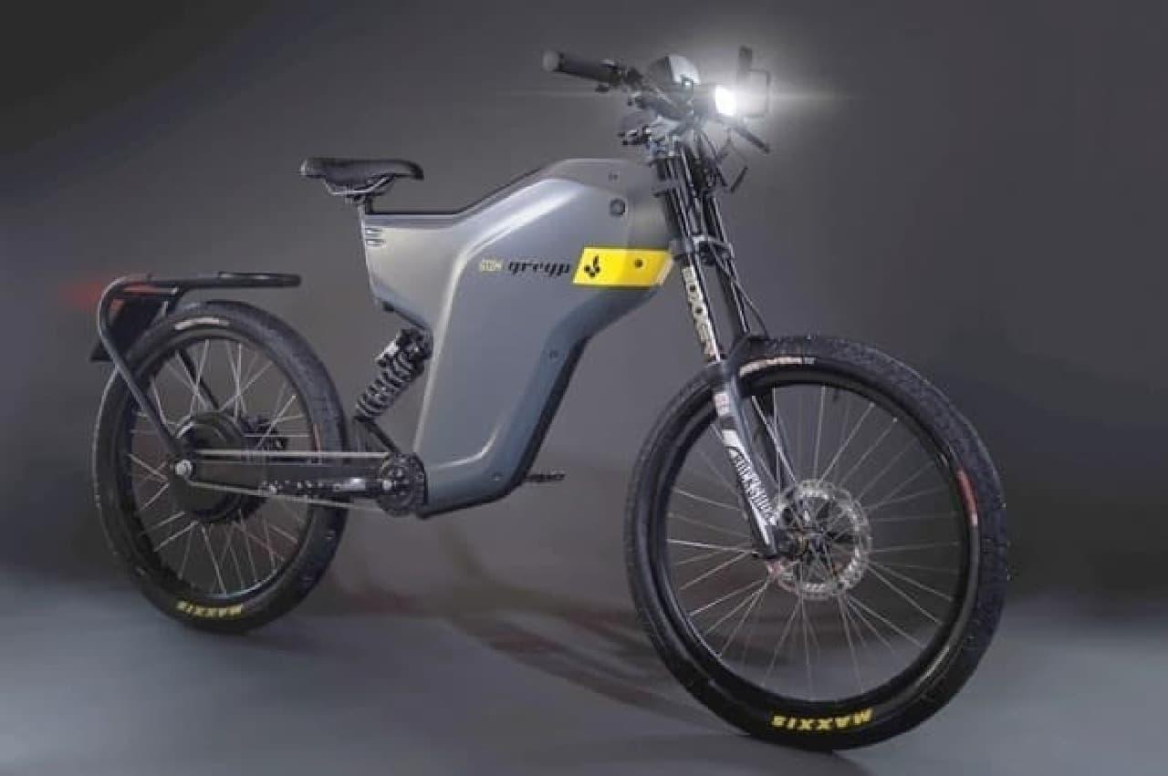 1回の充電で240キロ走れる通勤用電動バイク、Greyp Bikesの「G12H」