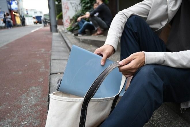 ノートPCサイズの「WalkCar」、10月21日に予約受付開始