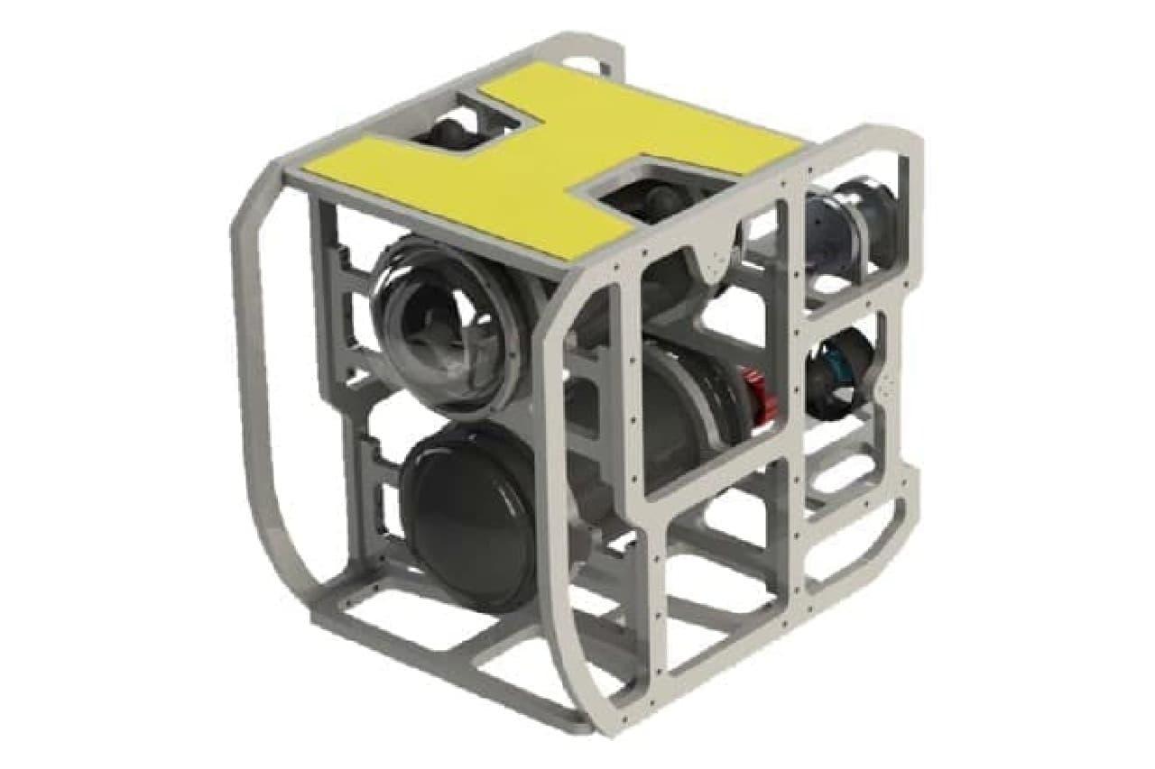 水中ドローン、ROV