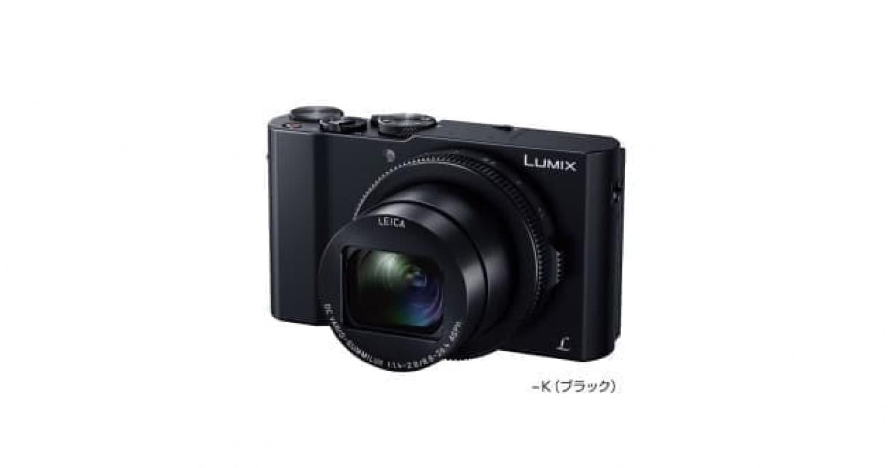 デジタルカメラ「LUMIX DMC-LX9」