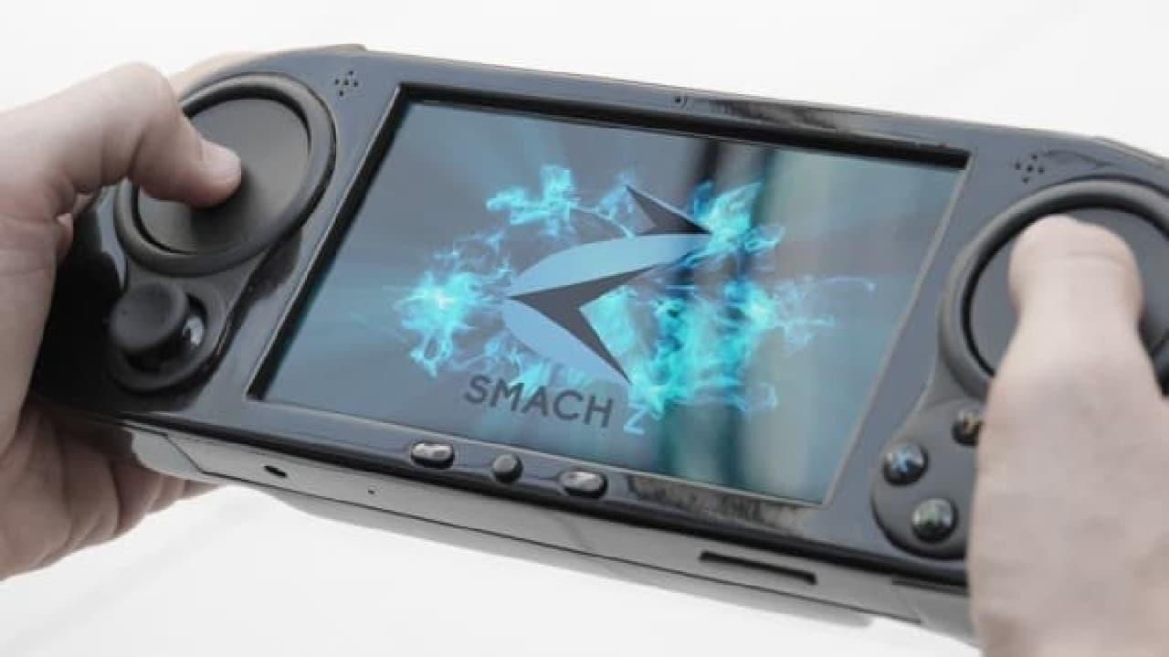 SMACH Zの製品画像