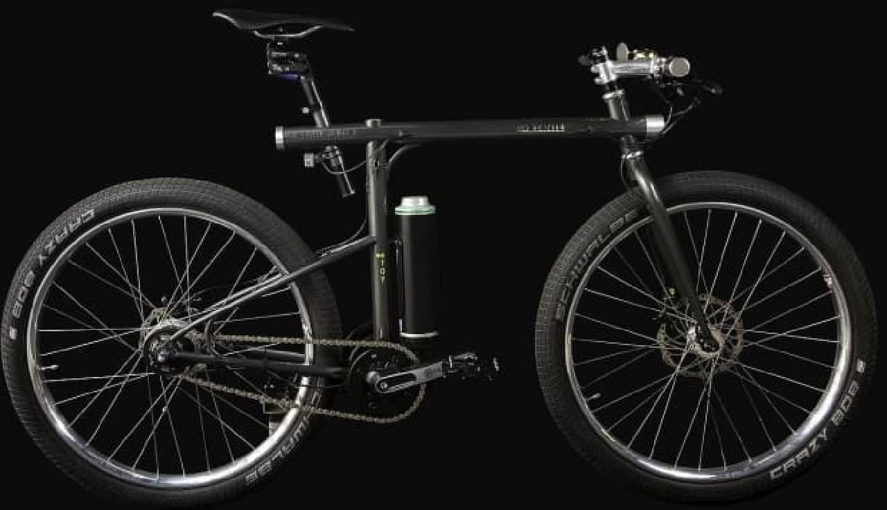 イタリア43 Milanoの電動アシスト自転車「Icon」