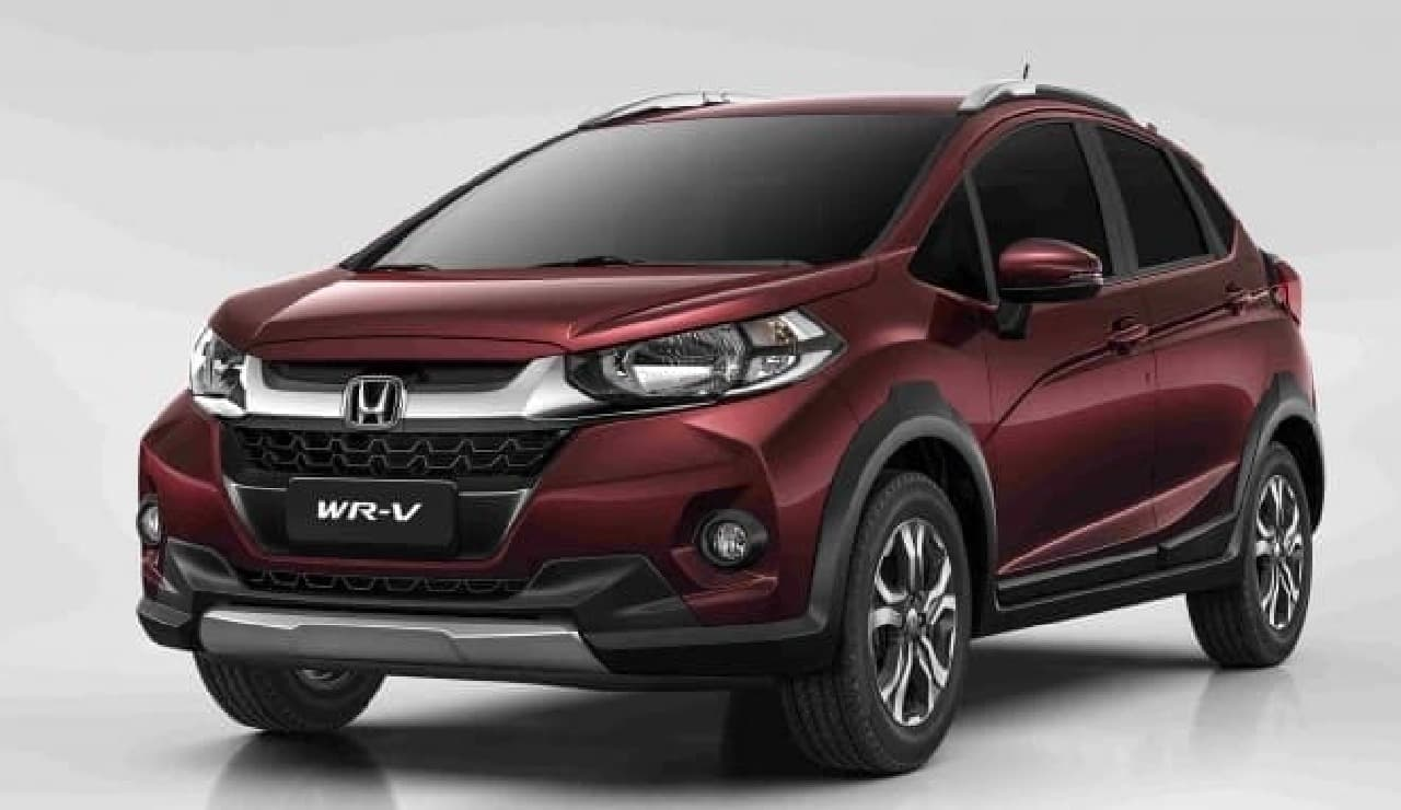 ホンダがコンパクトSUV「WR-V」市販予定車を公開