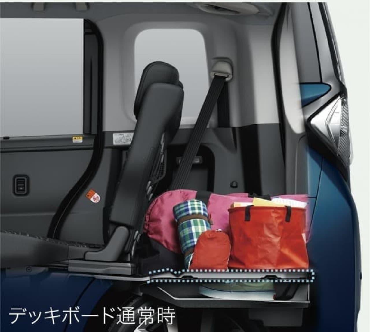 ダイハツ、新型小型乗用車「トール」「トール カスタム」発売~子育てファミリーの日常にジャストフィット~