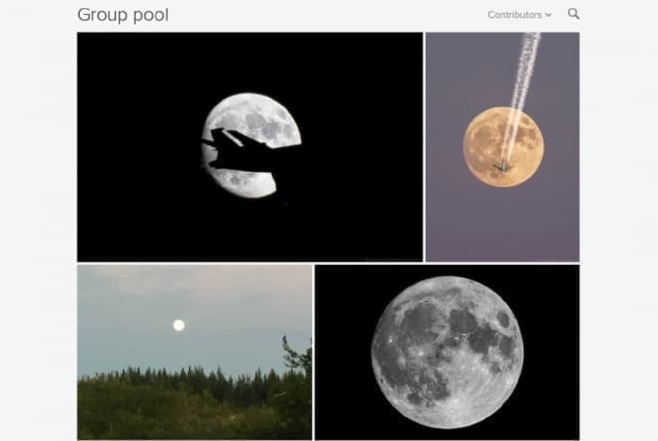 NASAのスーパームーン特集