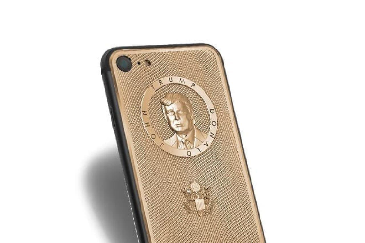 トランプ氏iPhone