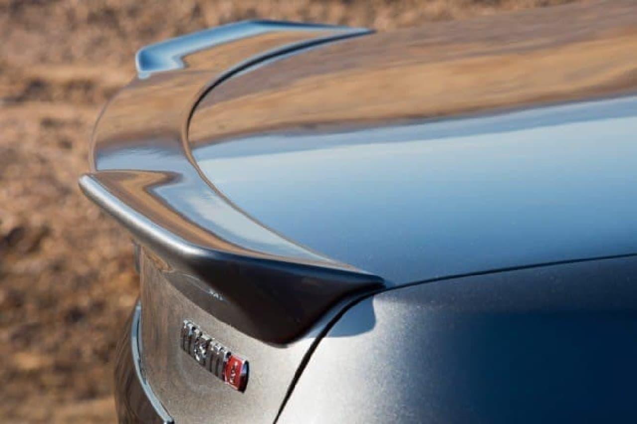 日産、「セントラ NISMO」2017年モデルをLAモーターショーで公開