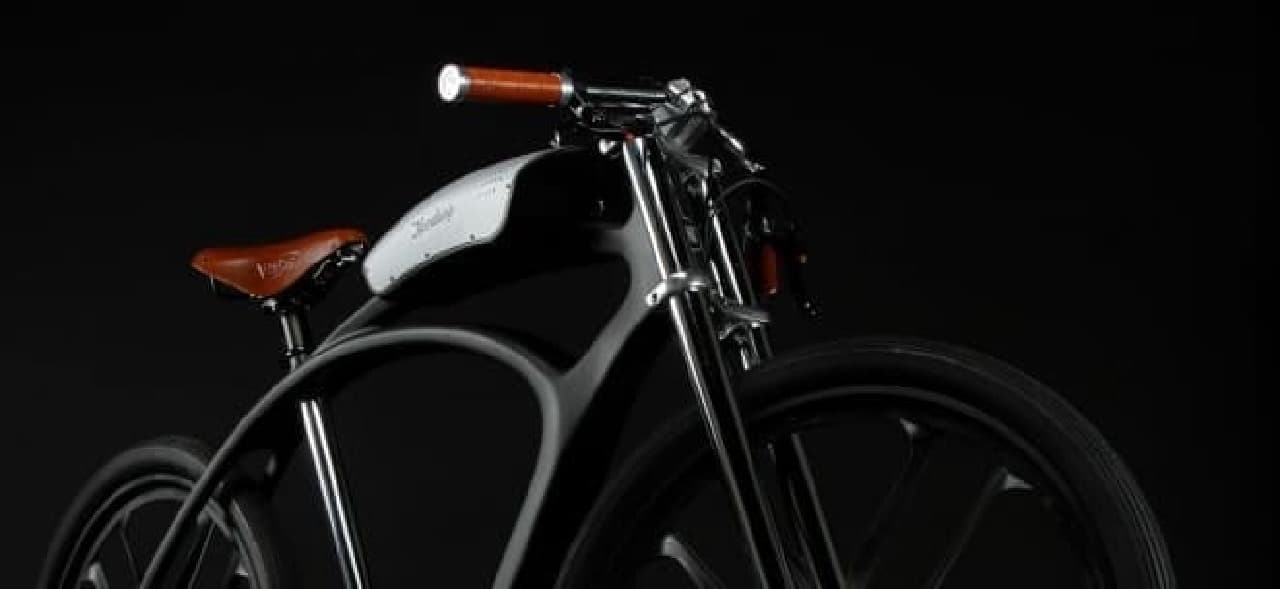 タンク(?)を取り外せる電動バイク、Noordungの「Angel Edition」