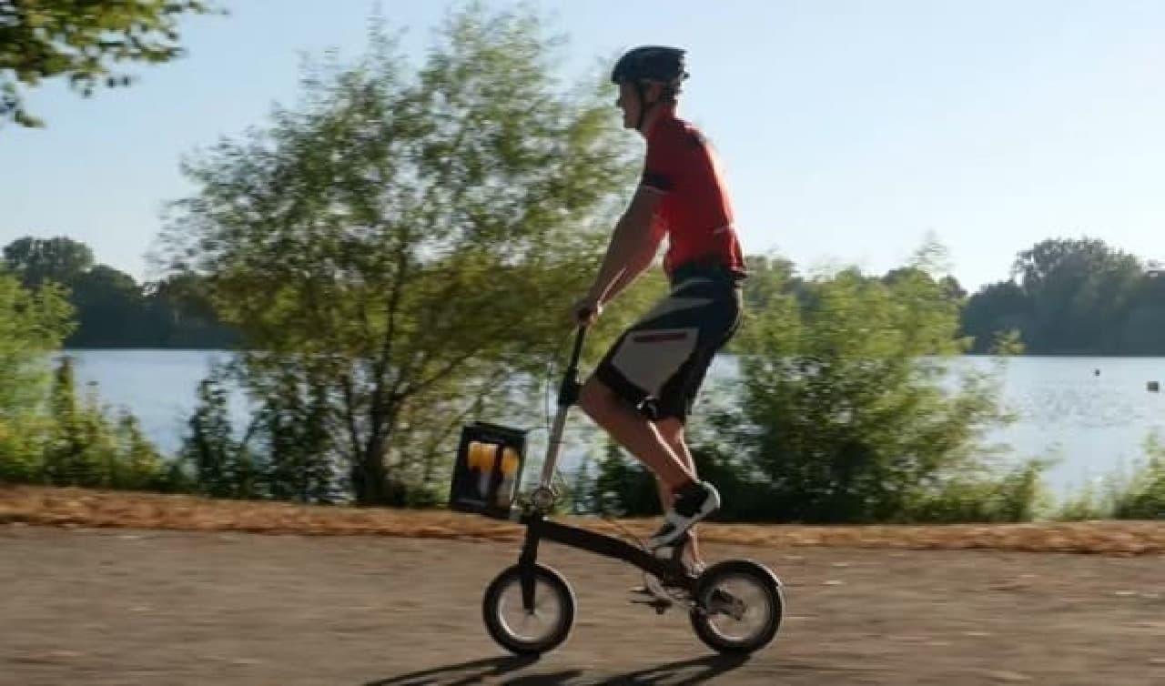 「Kwiggle Bike」、ついに発売へ