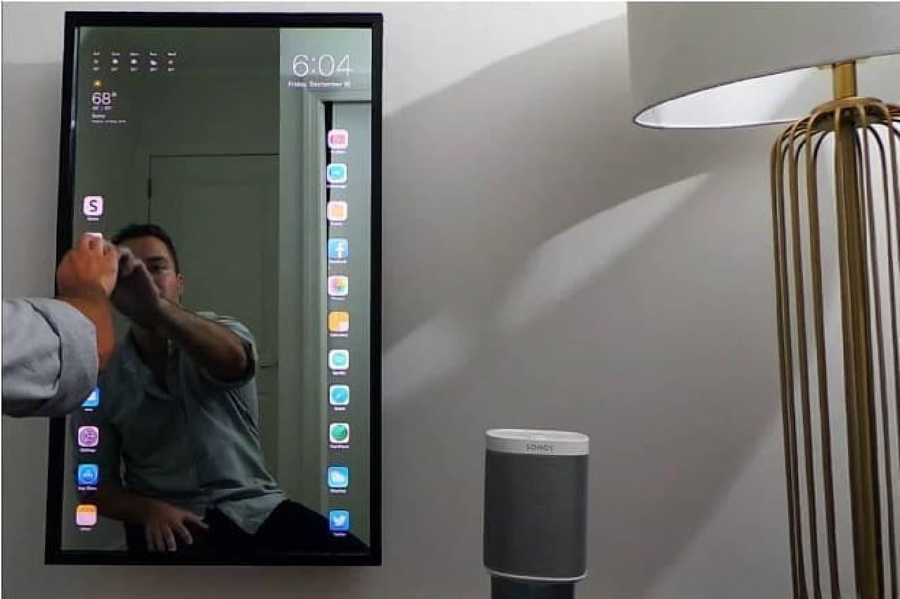 Apple Mirrorのイメージ