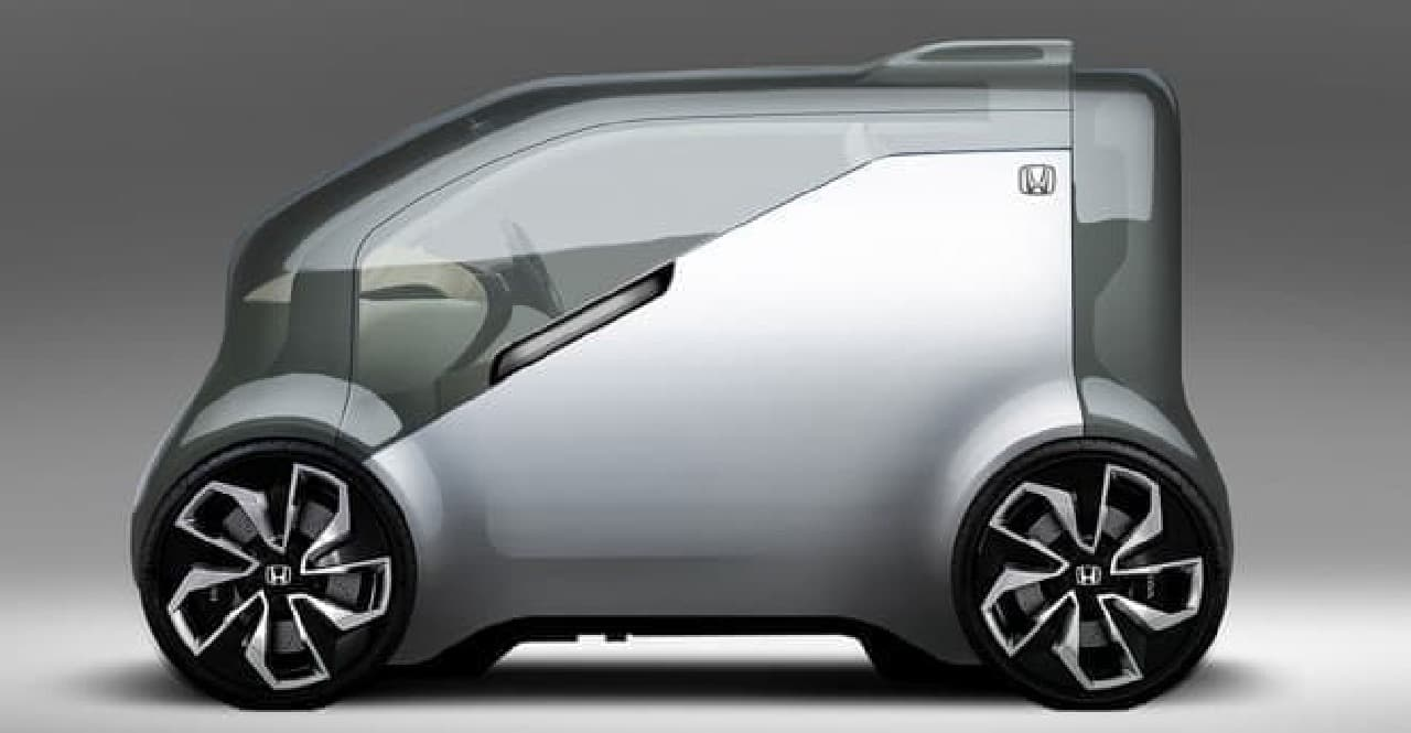 ホンダが「感情エンジン」を搭載したコンセプトカー「NeuV(ニューヴィー)」を公開