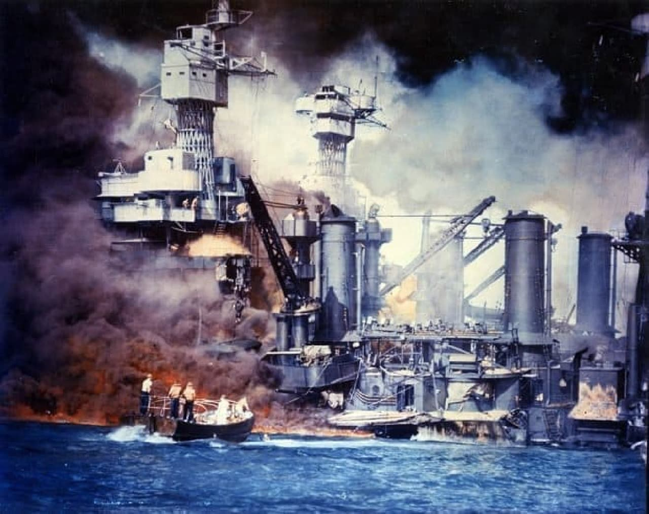 USS West Virginiaの画像