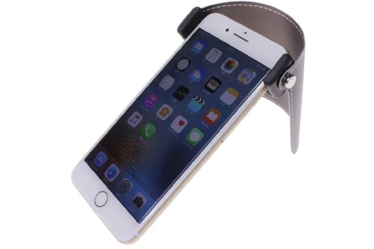 iPhone用サンバイザー