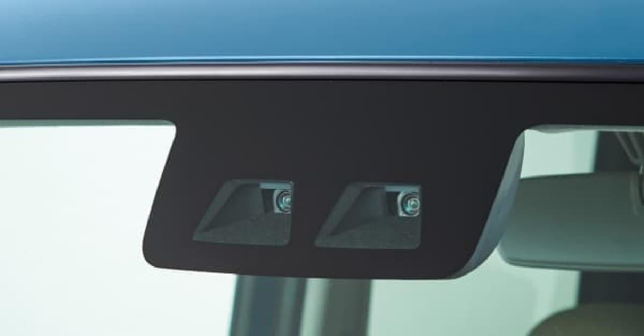 スバル、新型「シフォン」を発売…ミラクルオープンドアを採用