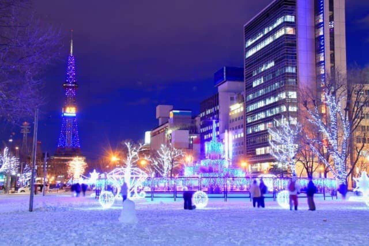 """ウェザーニューズが2016年の""""ホワイトクリスマス予報""""を発表"""