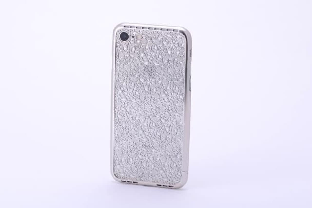 アラベスク模様のiPhone 7ケース