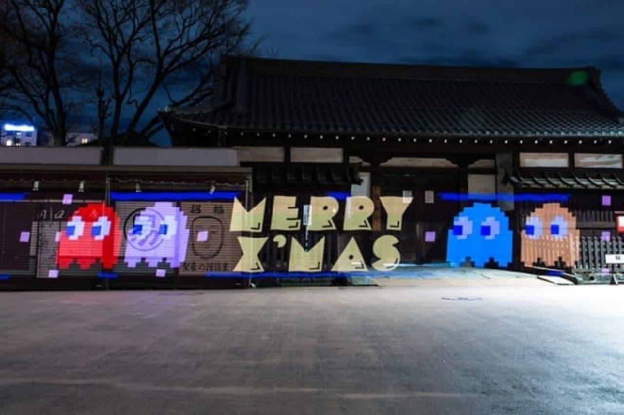『パックマン人力車 浅草ナイトクルーズ』12月23日、24日、25日開催