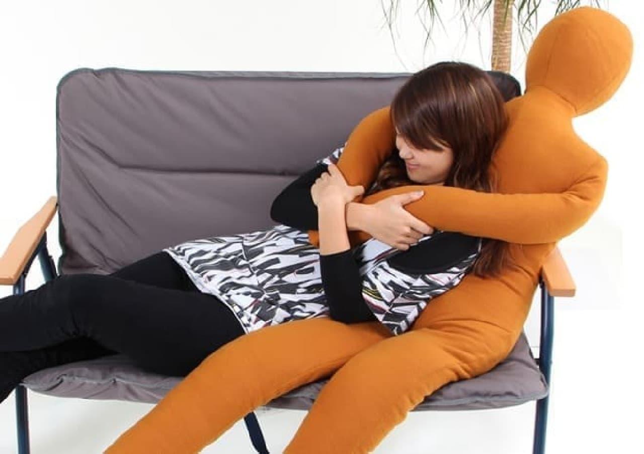 進化したヒト型抱き枕 「綿嫁」「綿旦那」発売