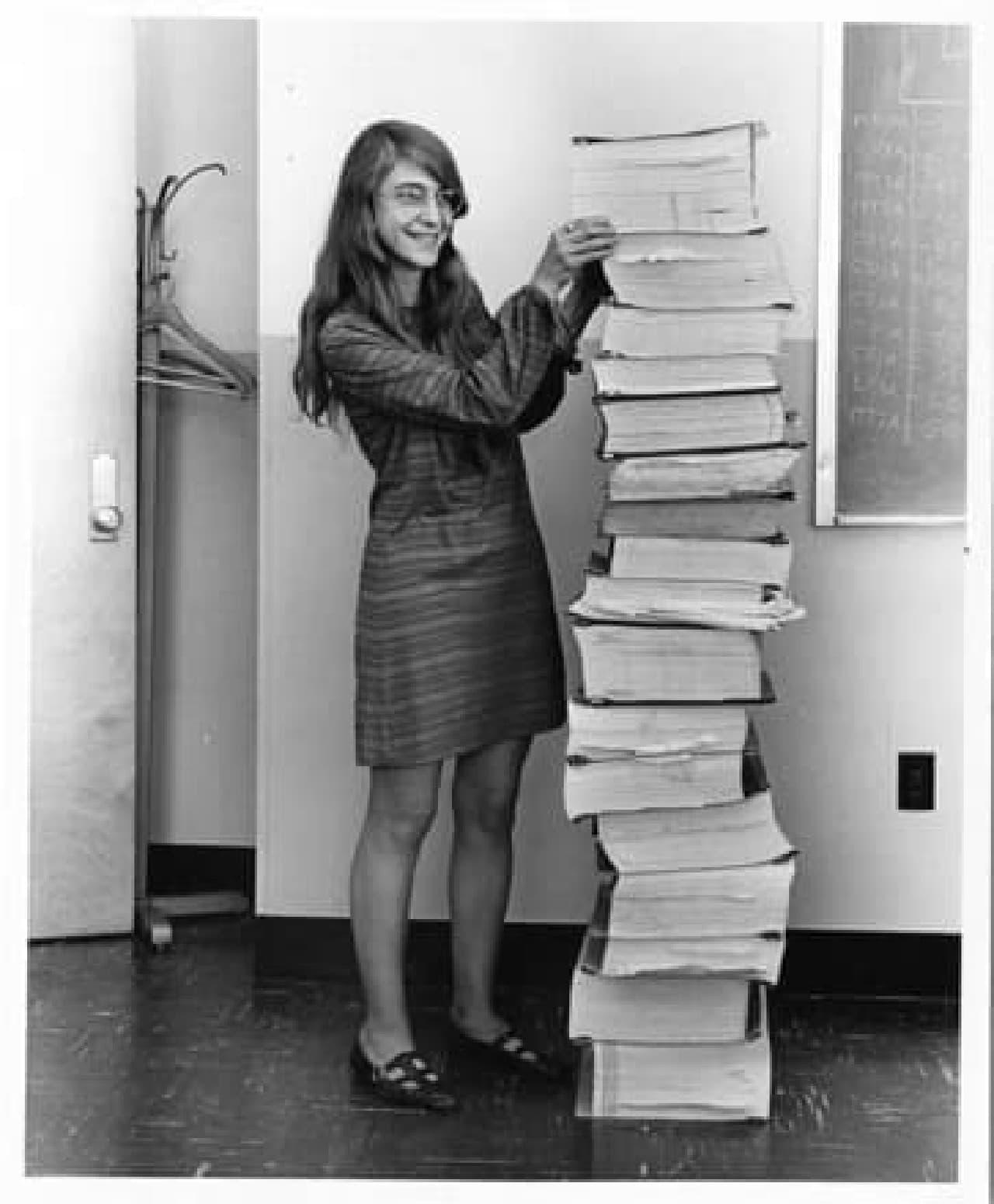 Margaret Hamilton from NASA