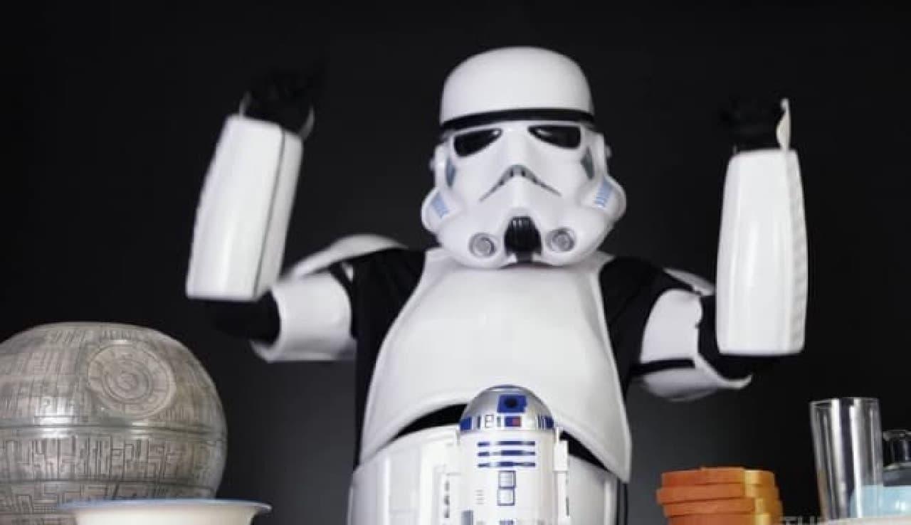 スター・ウォーズ「R2-D2 Tape Measure」