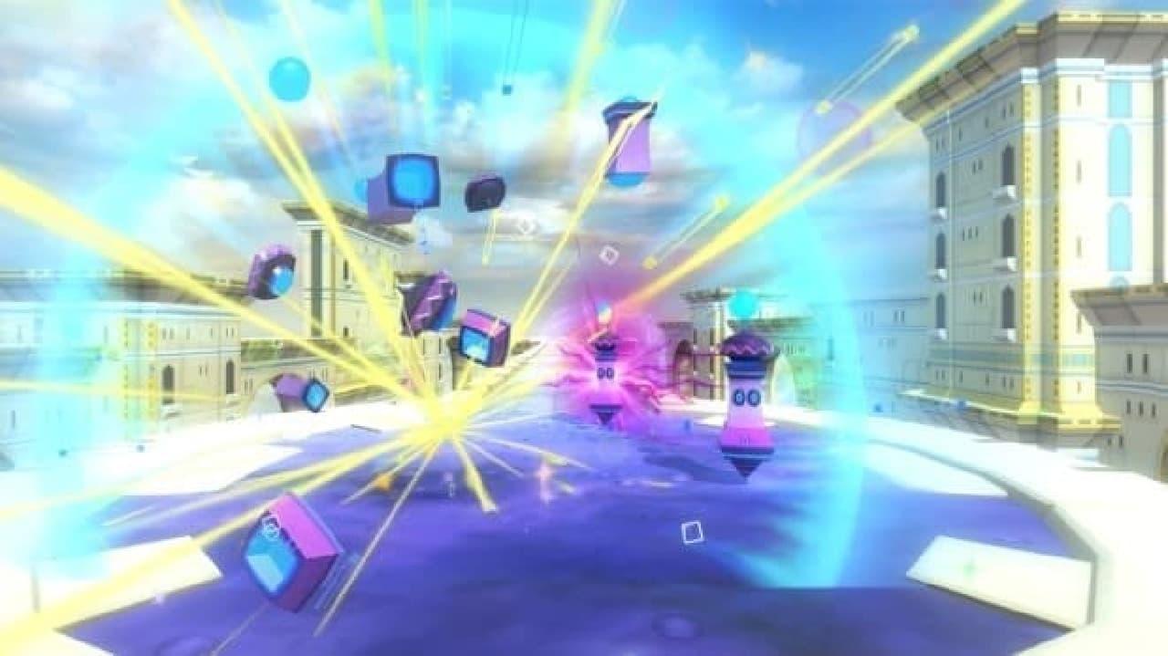 VRシューズ、グローブ対応ゲーム