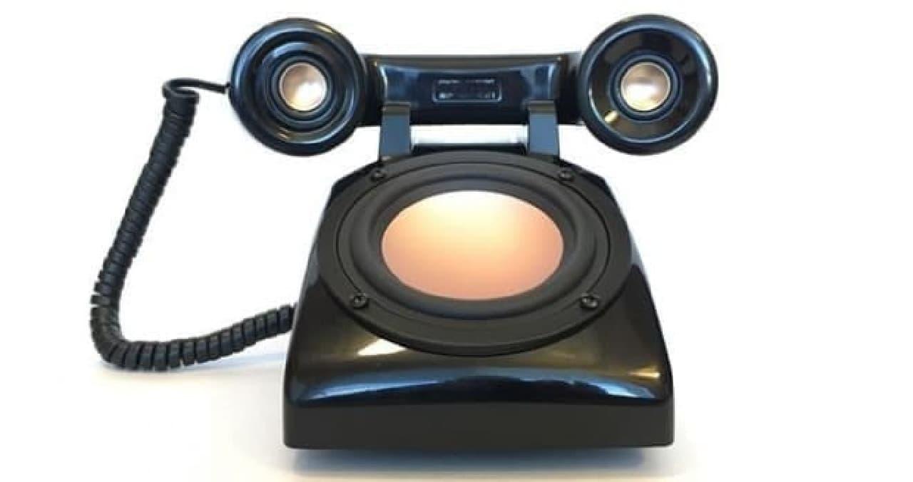 """ダイヤル式電話機を""""アップサイクル""""して作ったスピーカー「ROTO」"""