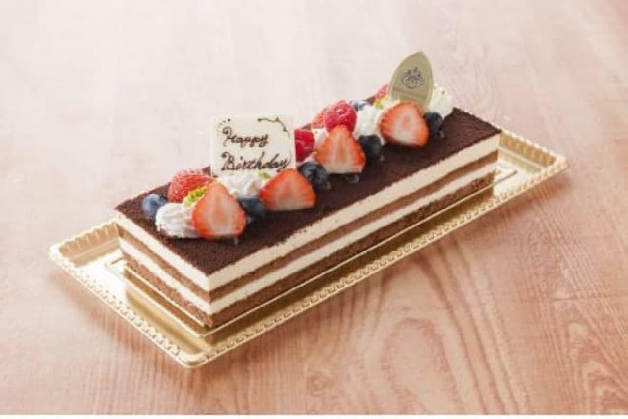大阪環状線ケーキの中身