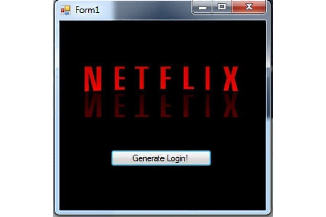 Netflixをエサにしたランサムウエア
