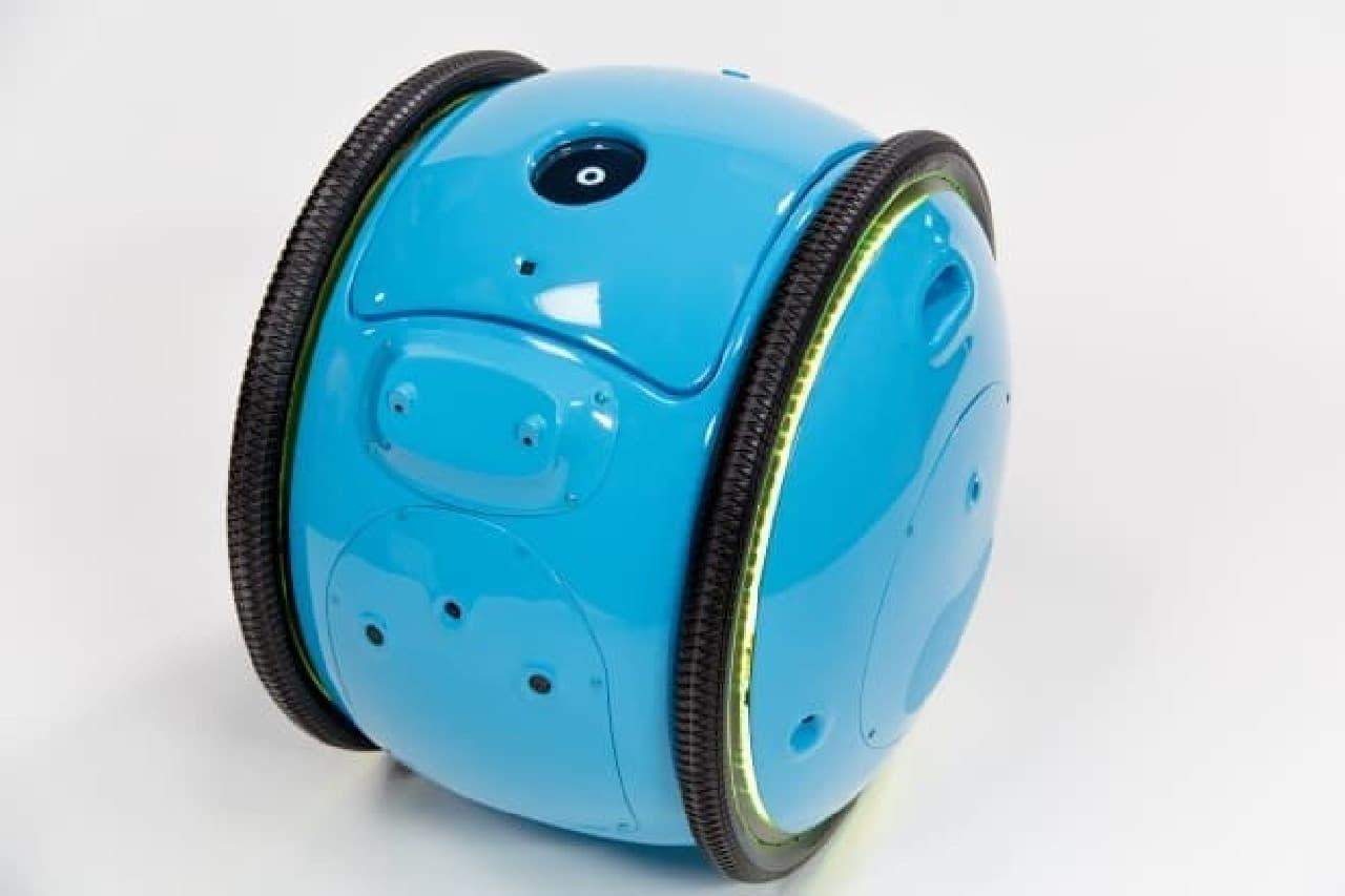 ベスパのピアッジオが作ったロボットGita