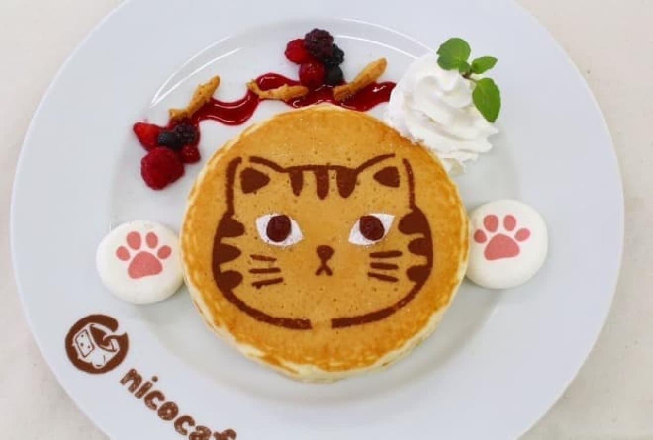 『フェリシモ猫部 × nicocafe コラボカフェ』、2月21日から28日まで開催