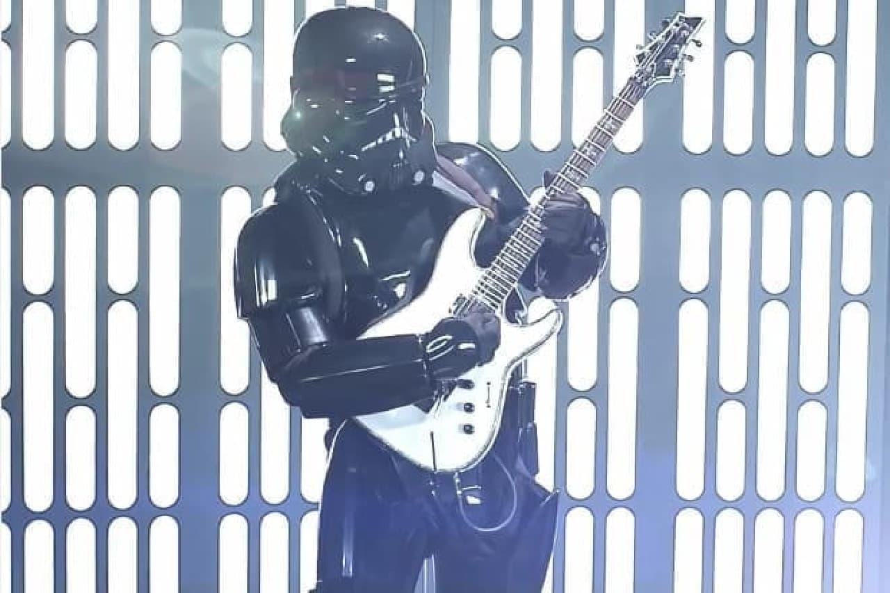 シャドウトルーパ―はギター
