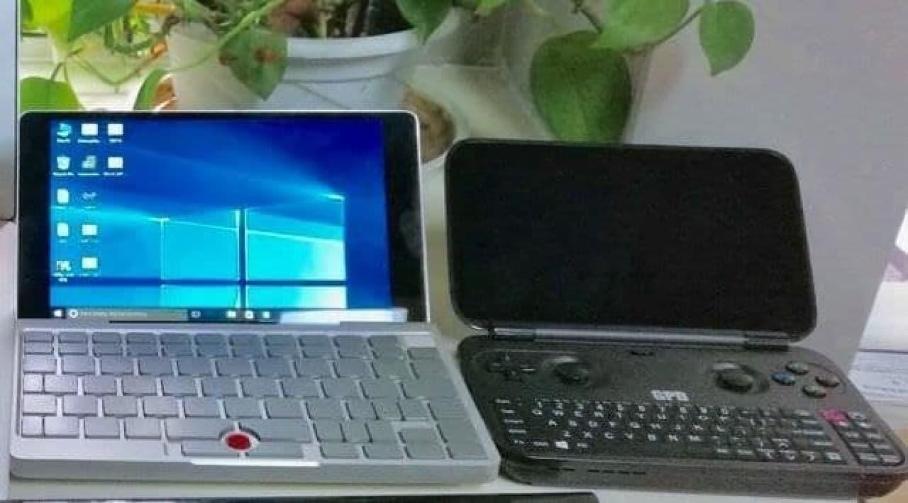 ポケットに入るWindows 10 PC「GPD Pocket」