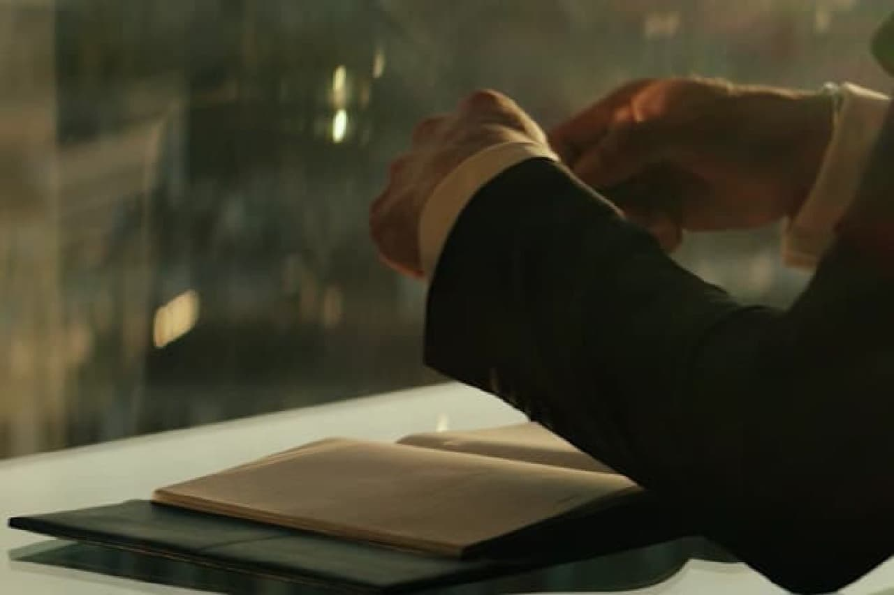 モンブランのノート