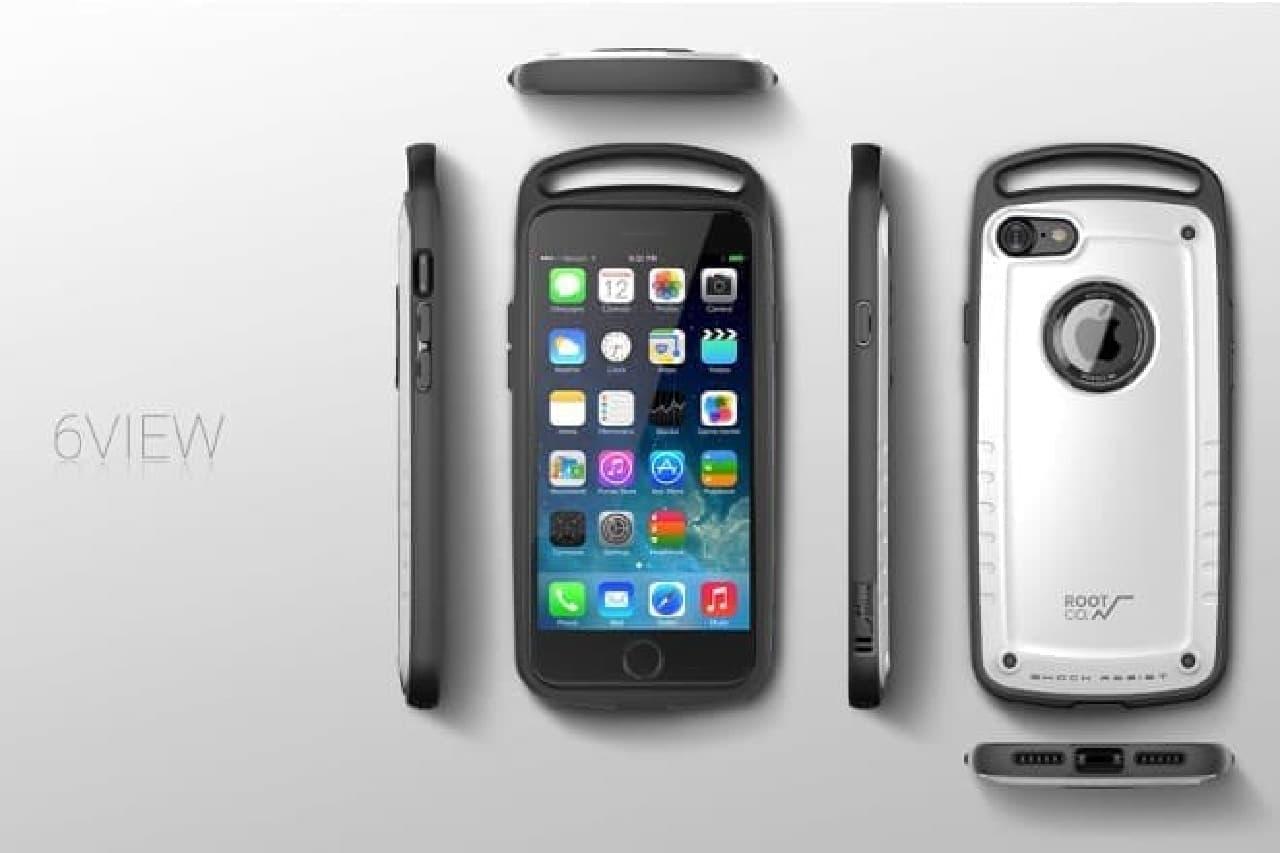 iPhoneケースの画像