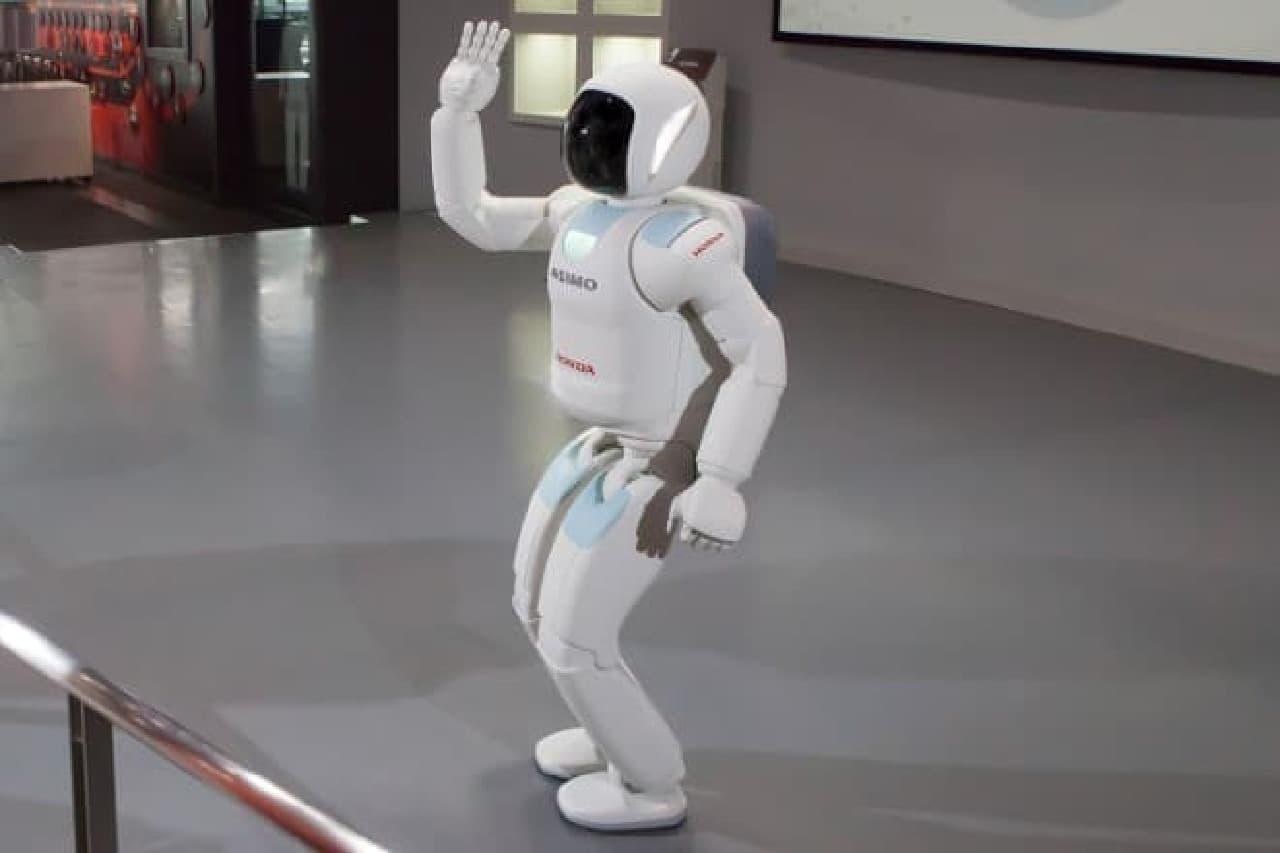 ASIMO(アシモ)の製品画像
