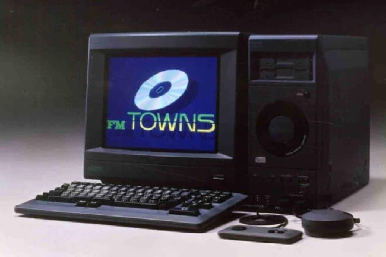 FM TOWNSの製品画像